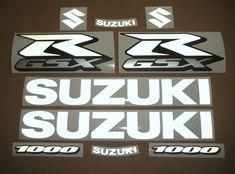 hayabusa suzuki x20 adhesif Vinyl Decals Stickers sticker MOTO AUTO Bike