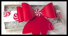 Gift Bow Tutorials - www.SimpleSimpleStamping.com