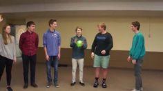 Group Juggle - YouTube