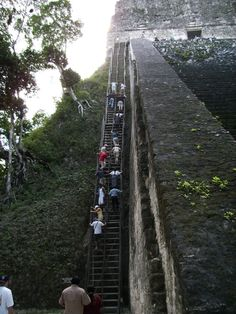 Tikal. Been there !! =]