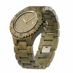 Orologio Ab Aeterno in legno fatto a mano!  https://www.latuamoda.com/4218/orologio_ab_aeterno3.htm  La collezione di orologi in legno Ab Aeterno nasce dalla passione per la moda e la natura.