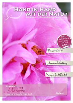 Das Magazin für Aromapflege und Aromatherapie von www.aromapflege.com Cover, Recipes, Intensive Care Unit, Summer 2015, Further Education, Skin Care, Nature, Morocco, Blankets