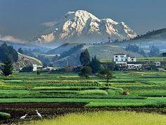 Ken Jennings Shocker: Mt. Everest Is Not the Highest Point on Earth : Daily Traveler : Condé Nast Traveler    That's Mt. Chimborazo