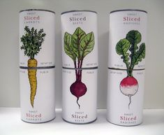 Canned food design by ~aklaes on deviantART