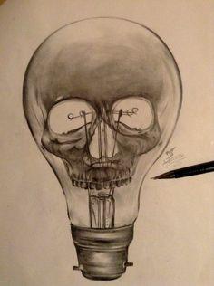 light bulb tattoos - Google Search