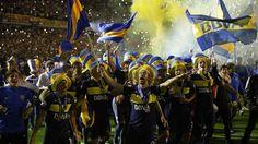 Boca Campeón 2017. Domingo 25.6.2017