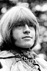 Brian Jones at Monterey Pop Festival, 1967