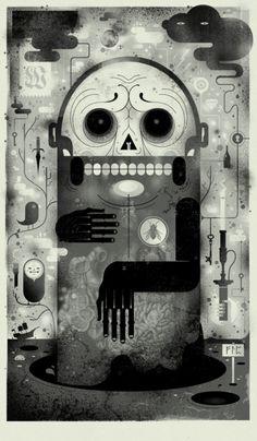 Frankencherry | Illustrator: Graham Erwin - www.grahamerwin.com