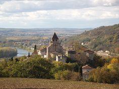 Vue sur Garonne (Clermont-Dessous)