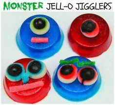 JELL-O Monster JIGGLERS