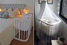 ¡Arroró mi niño!: cunas con diseño Baby Piac, un homenaje al colecho