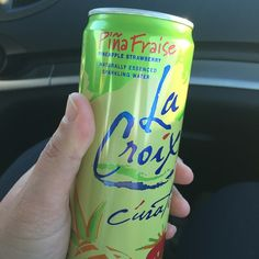 Have you tried this new flavor yet? So good! #lacroix #cleaneating #weightloss