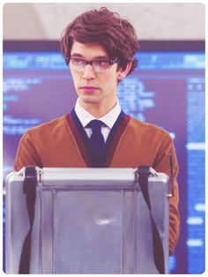 Ben Whishaw as Q. MY FAVE FROM SKYFALL