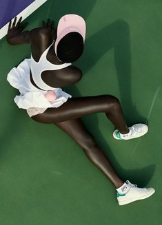 #AtauiDeng by #JuliaNoni for #FatManMagazine S/S 2014