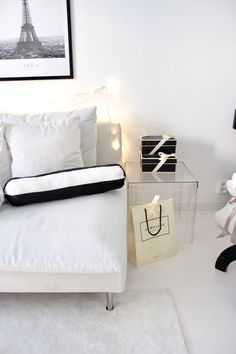 Interior Ideas, Interior Inspiration, Floating Nightstand, Vanilla, Future, Decoration, Modern, Table, House