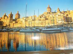 Foto da Ilha de Malta