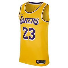 6154764cb Jersey Nike NBA Los Angeles Lakers Swingman Road 18 Masculina