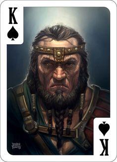 King of Spades by d-torres.deviantart.com on @deviantART