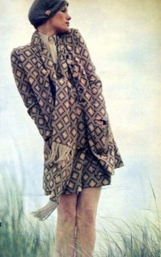 Picture by James Moore for New York Times color magazine 1970