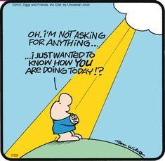 Ziggy Comic Strip, July 29, 2015     on GoComics.com