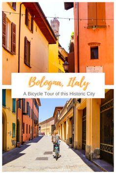 Bologna ποδήλατο