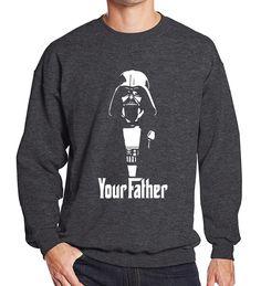 2017 spring winter hoody Yoda/Darth Vader cartoon pattern men's sportswear hip hop streetwear fashion harajuku tracksuits k-pop #Affiliate