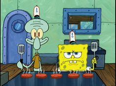 spongebob the grill is gone full