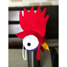 Hei Hei Inspired Headpiece by Plateartforkids #heihei #moana on Etsy https://www.etsy.com/listing/551270420/hei-hei-inspired-headpiece