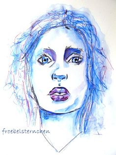froebelsternchen: 93 of 99 FACES