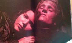 peeta and katniss!!!!!!!!!!