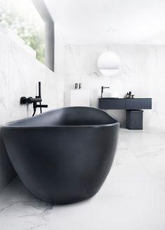 Bathroom Design Luxury, Bathroom Designs, Bathroom Ideas, Minimalism, New Homes, Instagram, Home Decor, Bathtubs, Interiors