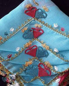Pırpırlı kolay oya Needle Lace, Satin Stitch, Embroidery Kits, Baby Knitting Patterns, Quotations, Diy And Crafts, Quilts, Instagram, Herbs