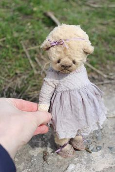 Lucia By Moshkina Elena - Bear Pile