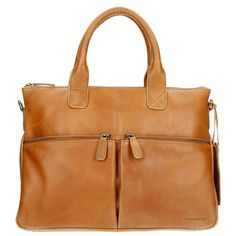 Micmacbags shopper L Tennessee cognac