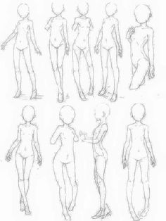 anime base female standing anime base female anime base female drawing reference anime base female action poses anime base female ych anime base female character design anime base female standing anime base female with eyes anime base female chibi Drawing Body Poses, Body Reference Drawing, Anime Poses Reference, Poses Anime, Manga Poses, Figure Sketching, Figure Drawing, Wie Zeichnet Man Manga, Poses References