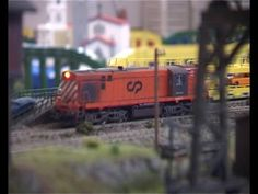 Exposição de Modelismo Ferroviário em Penteado