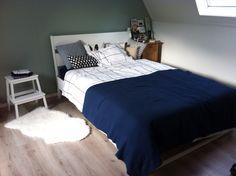 Ikea bed met Jysk dekbed