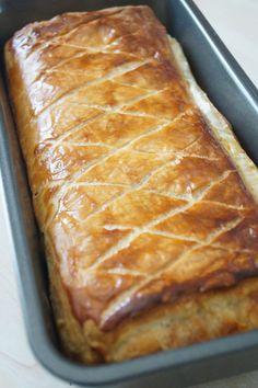 Le pâté de thon en croute