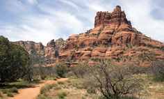 Vortexes - powerful centers of kenetic energy that can have an energizing effect on visitors—have long drawn people to Sedona, Arizona