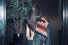 Saga Furs day 2 Mink Coat #minkcoat #ladyfur