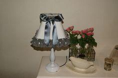 lampe Romantica - lampe de table - D'Ombres et de Lumière - Fait Maison