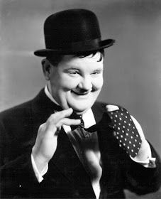 Oliver Hardy, comic actor famous as one half of Laurel and Hardy, the classic double act that began in the era of silent films and lasted 25 years, from 1927 to Member of Solomon Lodge No. Laurel And Hardy, Stan Laurel Oliver Hardy, Golden Age Of Hollywood, Hollywood Stars, Classic Hollywood, Old Hollywood, North Hollywood, Hollywood California, Great Comedies