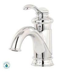 Kohler Single Hole Bathroom Faucet moen brantford single hole single handle mid-arc bathroom faucet