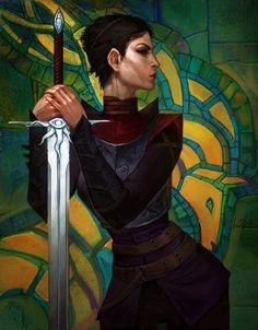 Cassandra by anndr on DeviantArt