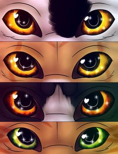 Warrior Eyes #4 by CatFurries Characters: Palebird,Sandgorse,Tallstar,Finchkit