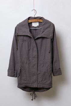 Ravenna Lattice Anorak - Anthropologie.com