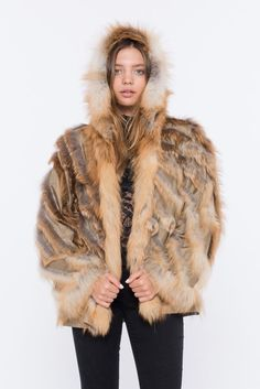 The LUSSO-70 is the most sublime, lightweight, fox fur coat in the game! Enjoy 20% OFF your first purchase when you Sign Up & Get Free Shipping @ SHACIFUR.com
