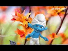 Der Duft der Wiese, lockt die Paare.... Schlumpf von der Schlümpfe Familie Zoobe deutsch Frühling Weitere 3.000 Videos http://web500.de