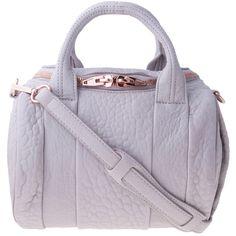 Alexander Wang Rockie Handbag found on Polyvore