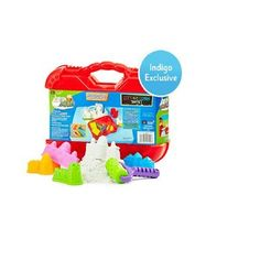 Sands Alive Play and Go Travel Kit - Indigo Exclusive Play N Go, Xmas Wishes, Travel Kits, Little Man, Kids Toys, Indigo, Gifts, Gift Ideas